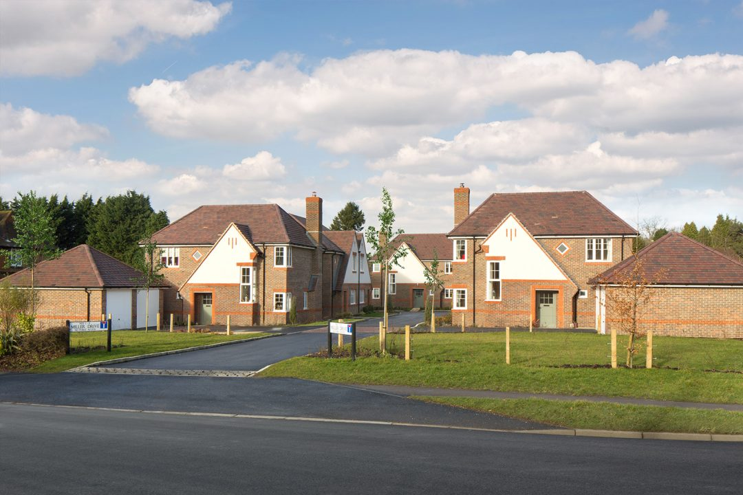Bargate – Riverwood Exterior